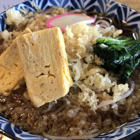 札幌市東区のおそば屋さん「 緑寿庵 」