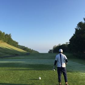 今年最後の早朝ゴルフ☆