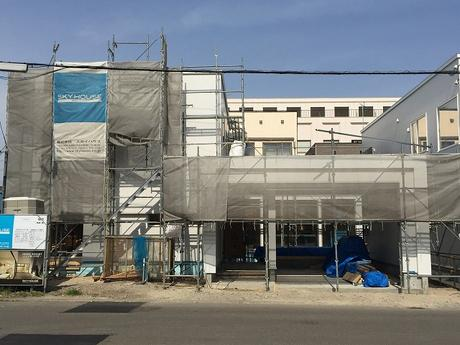 新モデルハウス工事進捗状況☆