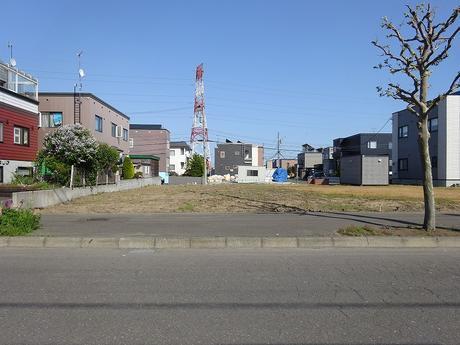 札幌市・東区・白石区・江別市の売り土地情報公開中