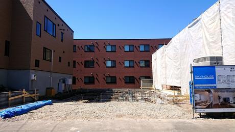 札幌市「 ご新築 」基礎工事スタート。