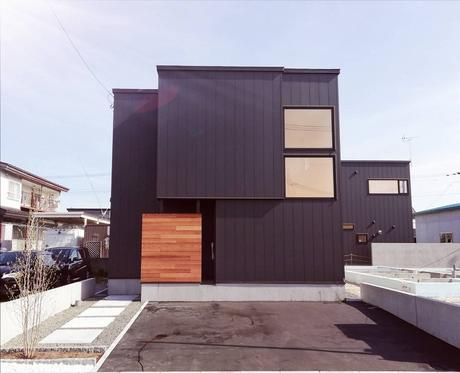 札幌市東区伏古オープンハウスの外観☆