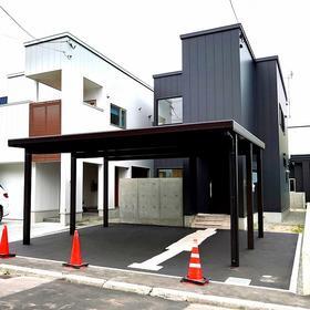 札幌市( JR白石駅・徒歩4分 )ご新築完成《 お引渡し 》(^^)