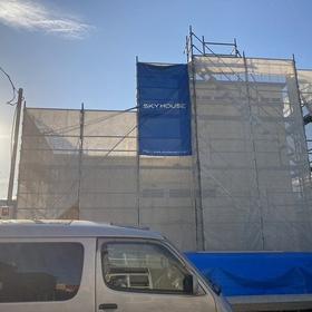札幌市東区K様邸 進捗状況☆
