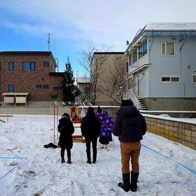 札幌市ご新築【 地下鉄東豊線 】栄町駅徒歩圏。