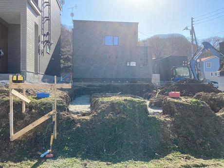 小樽市S様邸基礎工事