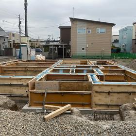 札幌市清田区W様邸新築工事