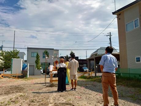 札幌市清田区【 O様邸 】ご新築。