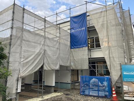 小樽市T様邸 外壁工事完了☆